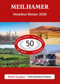 Meilhamer Hotelbus-Reisen Katalog 2020